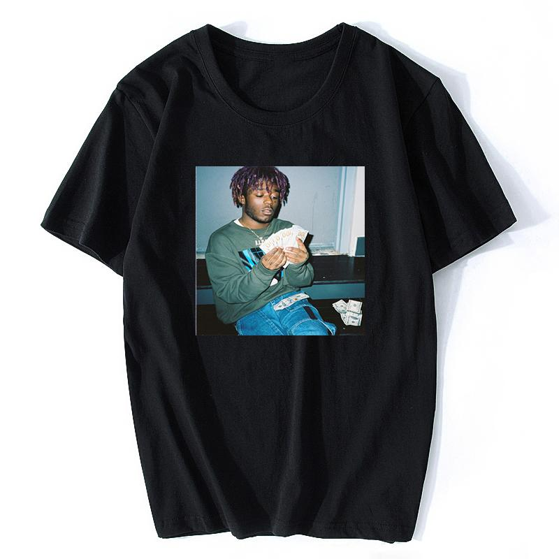 2019 Lil Uzi Vert T-shirt Hiphop Rapper Singer XO TOUR Llif3 Luv Is Rabbia Quavo Lil Uzi Vert semplice Graphic Tee divertente raffreddano Shirt