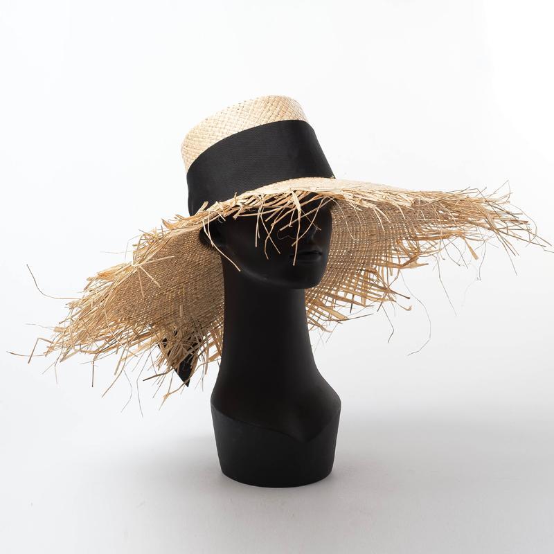 Floppy Sun Hats for Women Summer Beach Vacation Hats Wide Brim UV Protection 2019 Fashion High Street Ladies Hats 691018