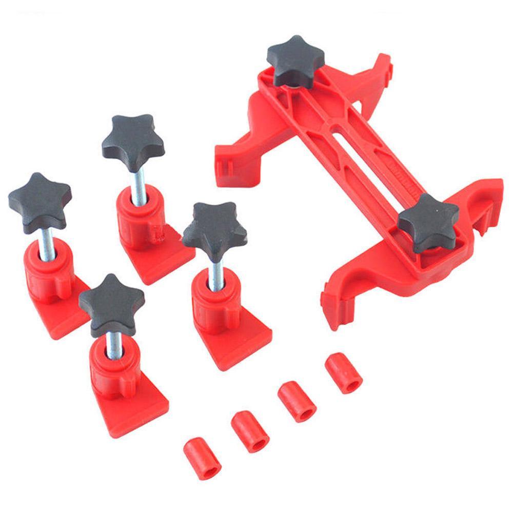 Kit de herramientas nueva llegada 1 Juego universal para coche leva del árbol de levas de bloqueo Holder Auto Motor Puesta en fase de bloqueo de reparación