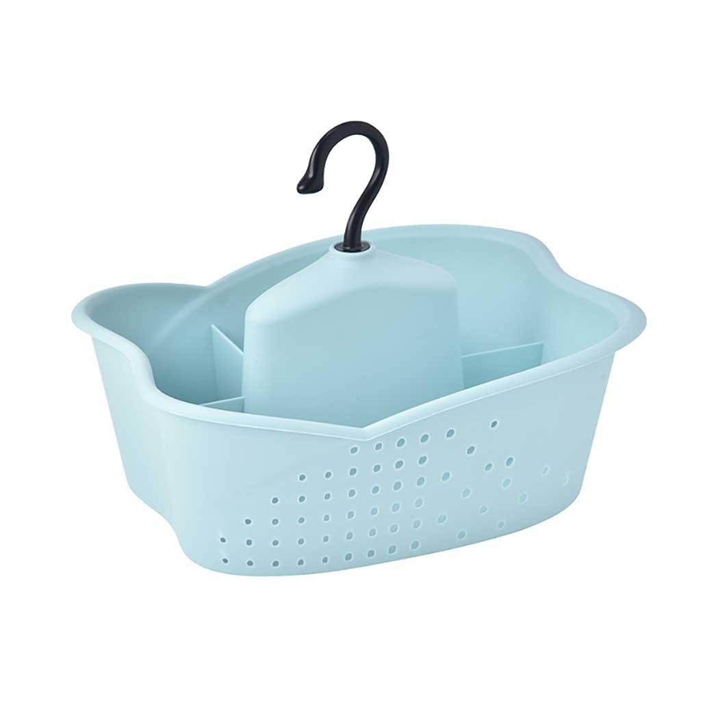 Creative Stackable Hanging Basket Storage Box New Underwear Socks Hanging Cabinet With Hook Compartment Finishing Storage Box