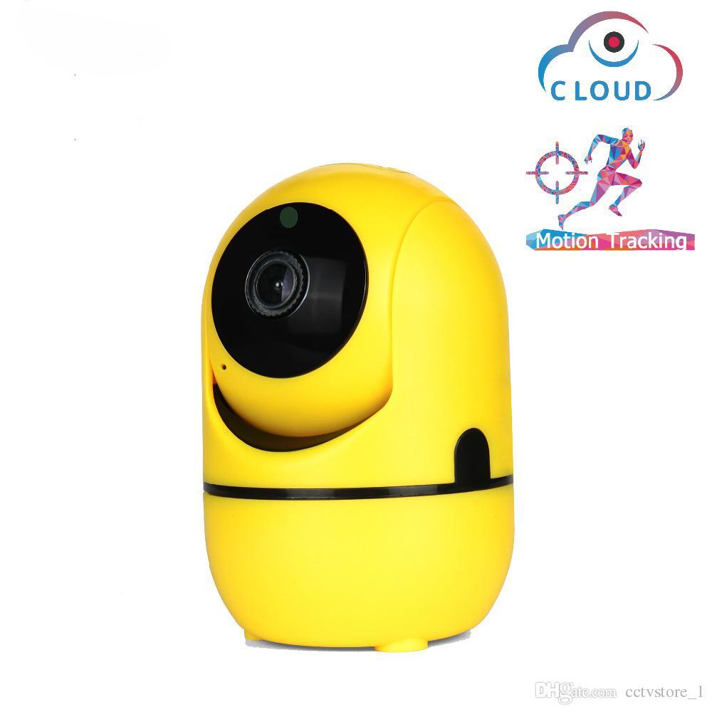 HD 1080P سحابة كاميرا IP لاسلكية واي فاي الطفل ليلة الرؤية مراقبة السيارات تتبع الرئيسية مراقبة الأمن CCTV شبكة كاميرا البسيطة