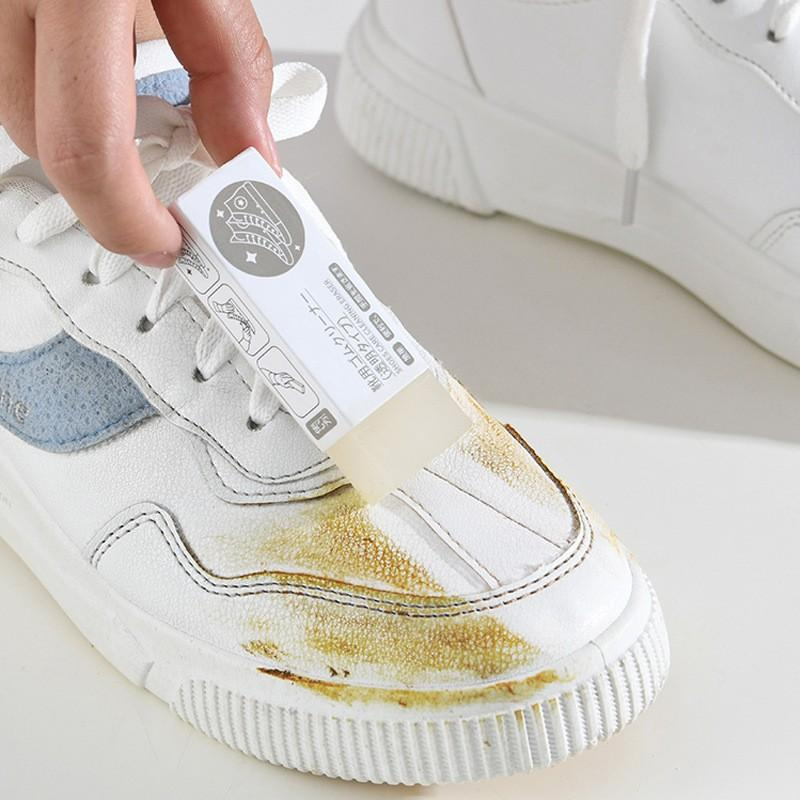 Chaussures en cuir Soins Cleaner Nettoyage à sec Gomme Suede en peau de mouton mat Nettoyage du cuir et des Soins de cuir Tissu Gomme Dropship 1