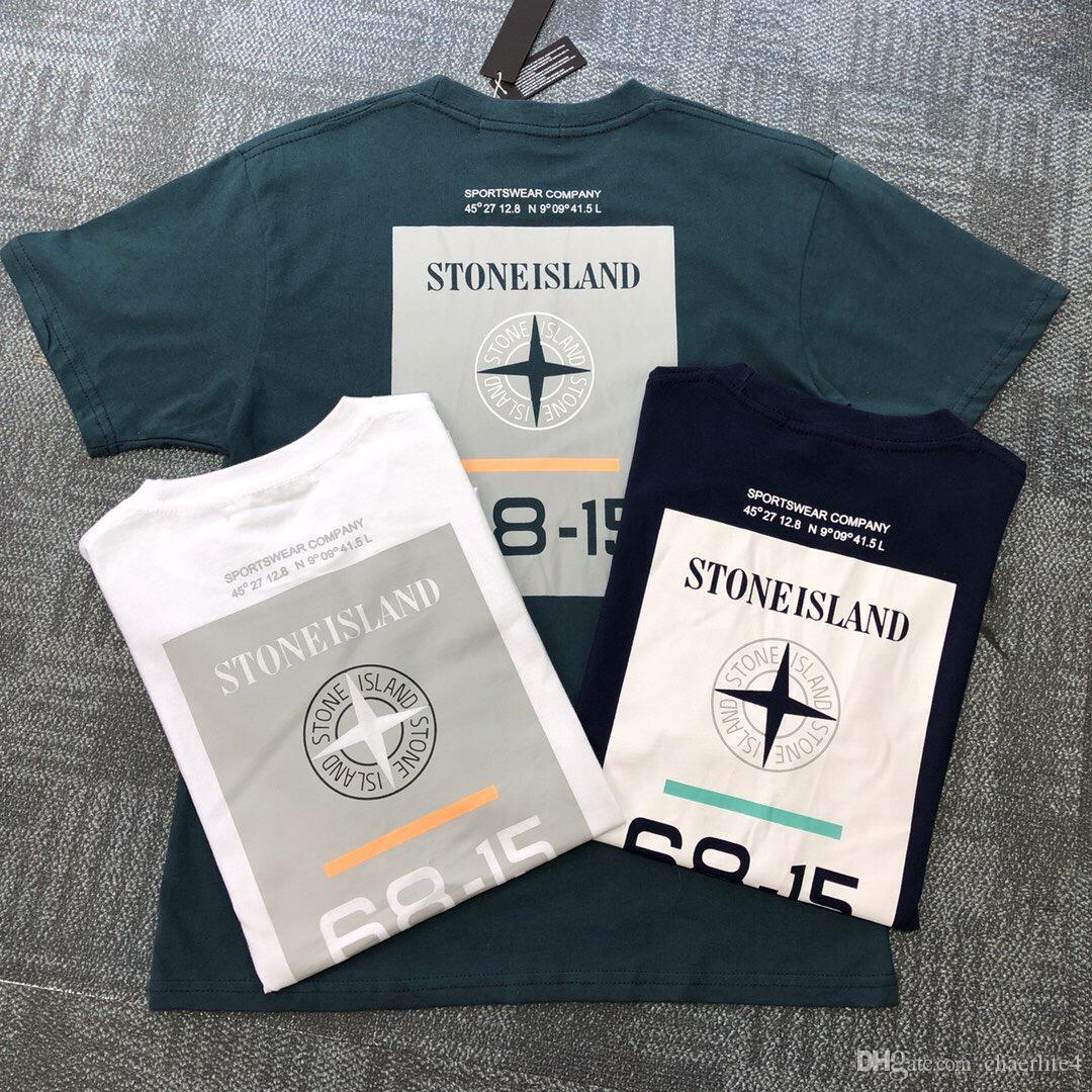 2020 frete grátis Marca shirt Hot Sell Designer Mulheres homens camisetas Moda Casual Primavera-Verão Tees alta qualidade camiseta 20032701W