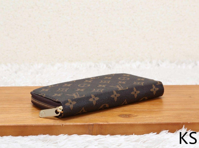 CARTEIRA a maneira mais elegante para transportar cerca de dinheiro zipper único, cartões e moedas de design homens famosos titular de cartão de bolsa de couro longo de negócios