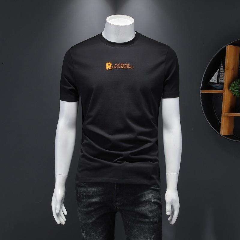 coppie estate del cotone nuovo a maniche corte T-shirt DOAO2020