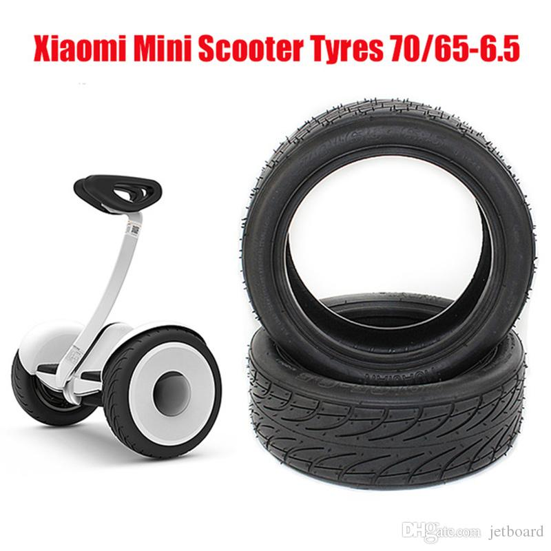 70/65-6.5 Tubeless Wheel Tires Vacuum Tyre for Xiaomi ninebot Mini Pro Electric Balance Scooter Tyre Accessory