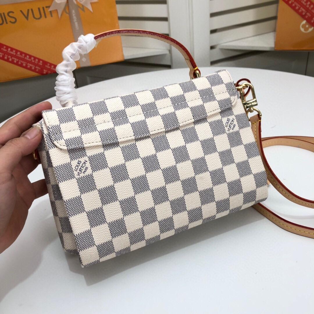 louis vuitton LV 319S femmes de mode célèbre designer casual Messenger Bag Femmes Cross Body chaîne sac à main Satchel Sacs cosmétiques