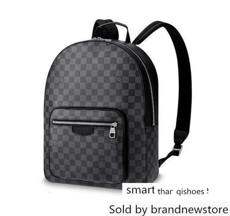 Новый N41473 Josh Мужчины моды Рюкзаки Деловые сумки Tote Сумка Сумки Softsided Камера Роллинг сумка
