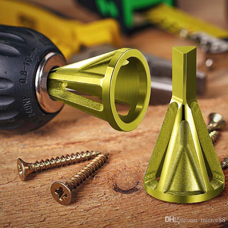 Deburring External Chamfer Tool Metal Remove Burr Tools for Chuck Drill Bit