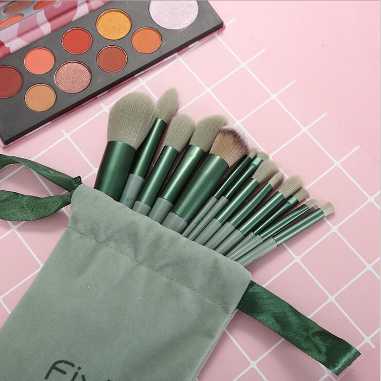 HOT Fix Makeup Brush Beauty Makeup Tool Set Brush Super Soft Powder Paint  Epacket Free Ship From Addy88, $6.16 | DHgate.Com