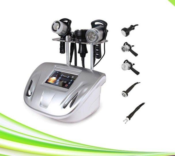 Spa salon çok fonksiyonlu rf vakum popo kaldırma ultrasonik kavitasyon selülit kaldırma vakum kavitasyon sistemi