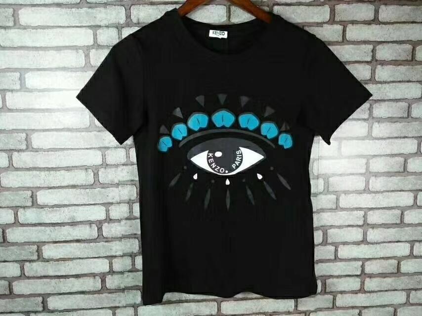 Pareja, algodón del ocio, la moda y la comodidad Edición Verano Mujer manga corta camiseta que basa la impresión de la letra 031402