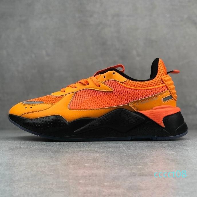 2019 Creepers alta Rs-x Quality Toys reinvenzione Scarpe nuove donne degli uomini Basketball Trainer casuale delle scarpe da tennis Taglia 36-45 CT08