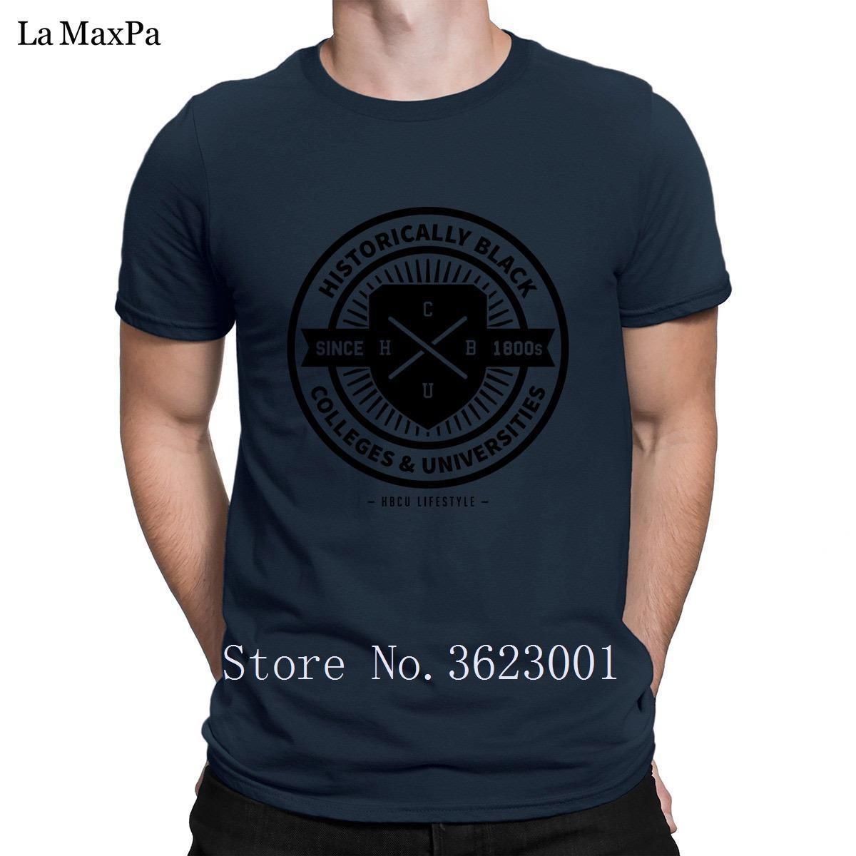 La construcción de la camiseta para hombre impresionante Históricamente Negro Ropa de Hombre Funky camisetas para los hombres de cuello redondo de la venta caliente
