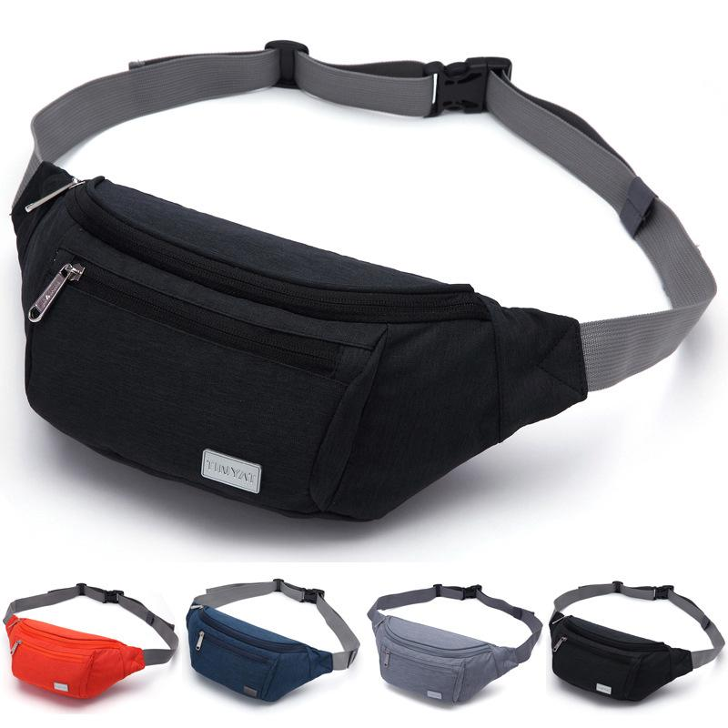 Undefined Name Running Lumbar Pack For Travel Outdoor Sports Walking Travel Waist Pack,travel Pocket With Adjustable Belt