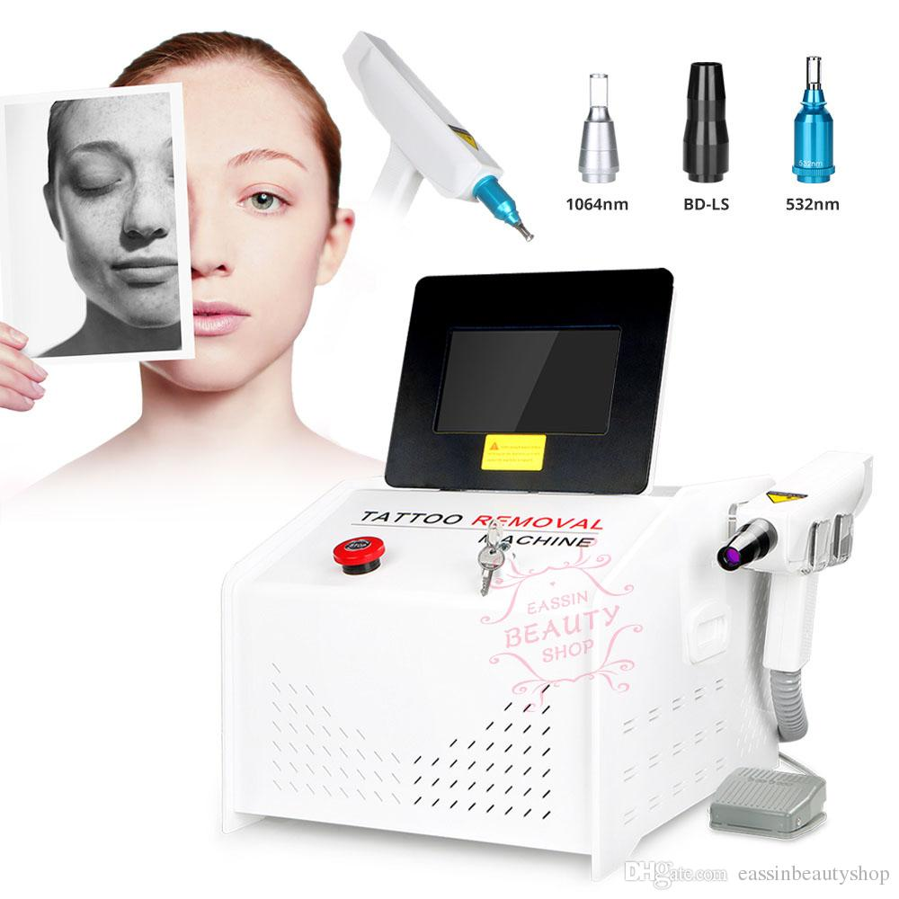 Best Price 1000mj Light Therapy Tattoo Freckles Moles Removal