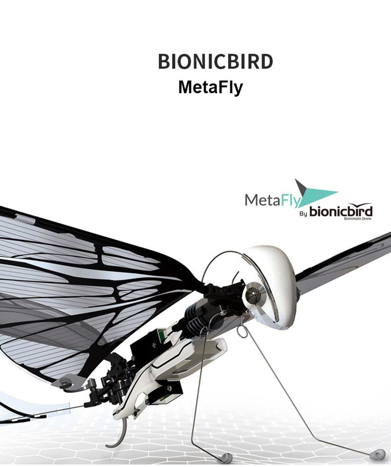 New Model MetaFly Bionic Intelligent Flying Bird/Insect Electric Simulator Small Unmanned Aerial Vehicle Pet Toy