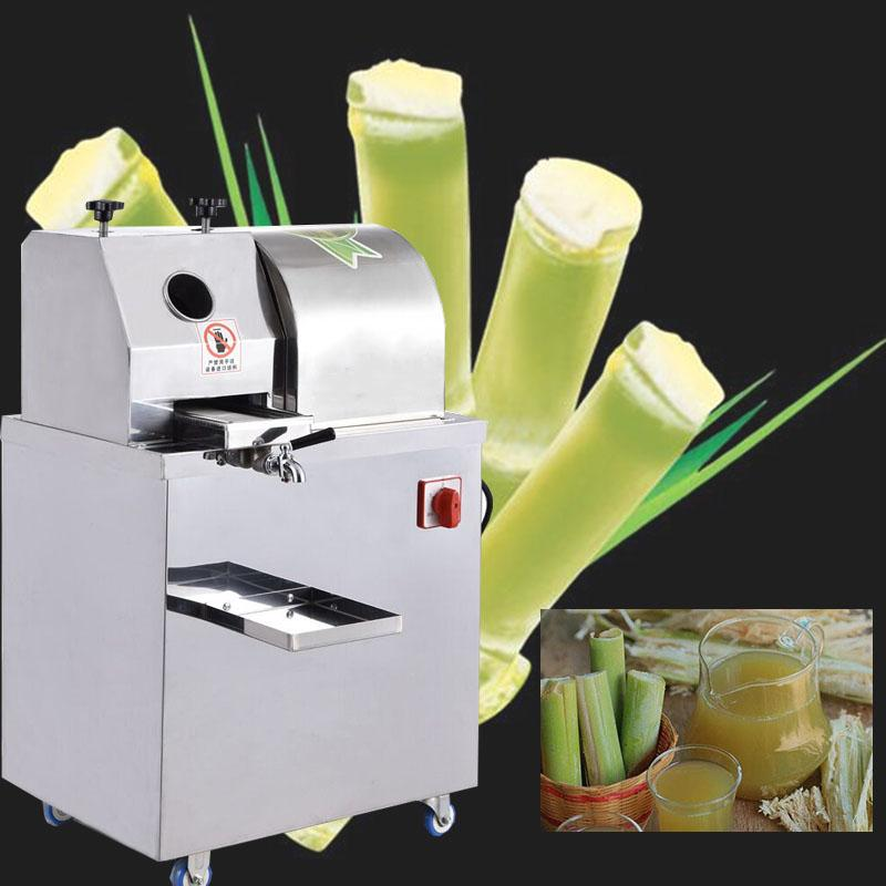 2020 Hot Sale Stainless Steel Multi Purpose Commercial Sugarcane Juice Machine Sugar Cane Juice Extractor Squeezer Sugarcane Juicer 1 1kw From Lewiao0 376 89 Dhgate Com