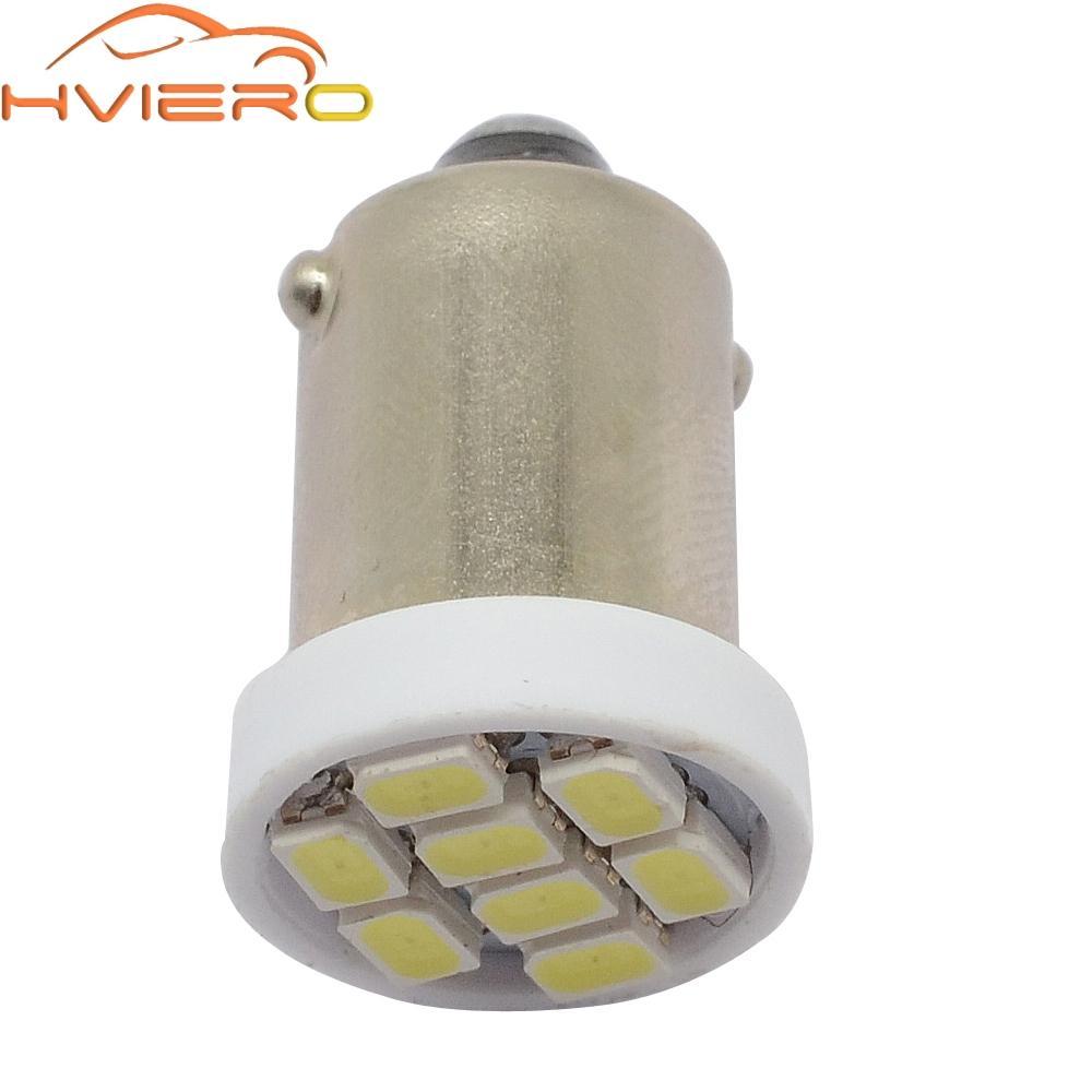La voiture blanche de T11 Ba9s a mené 1206 ampoules de lecture de 8smd T4w Festoon le dôme de porte de signaux lumineux de plaque signalétique a mené la lampe de queue de lumière de tour de CC 12V