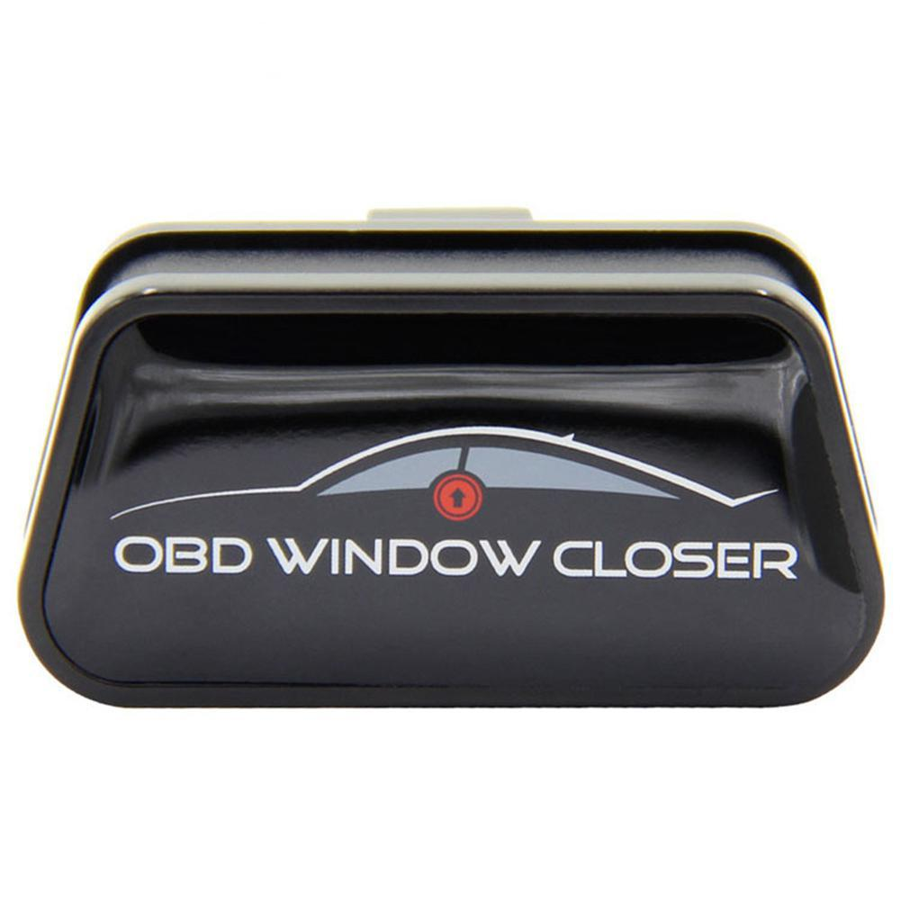 Para VW ventana OBD más cercano de alarma del coche Sistemas OBD2 Cerrar ventanas de cristal Más cerca de la ventana más estrecha de cierre-módulo de sistema de puerta