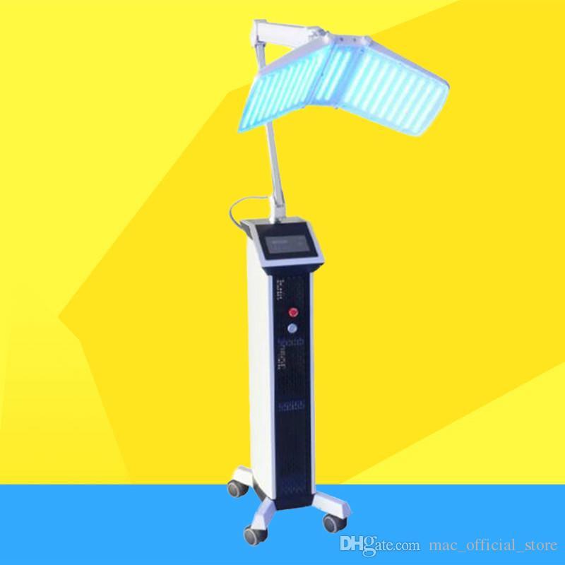 2019 Güzellik Salonu Kullanımı PDT LED Cilt Gençleştirme Makinesi Işık Terapi Foton Makinesi Ile 7 Renkler Ile Profesyonel CE Ile