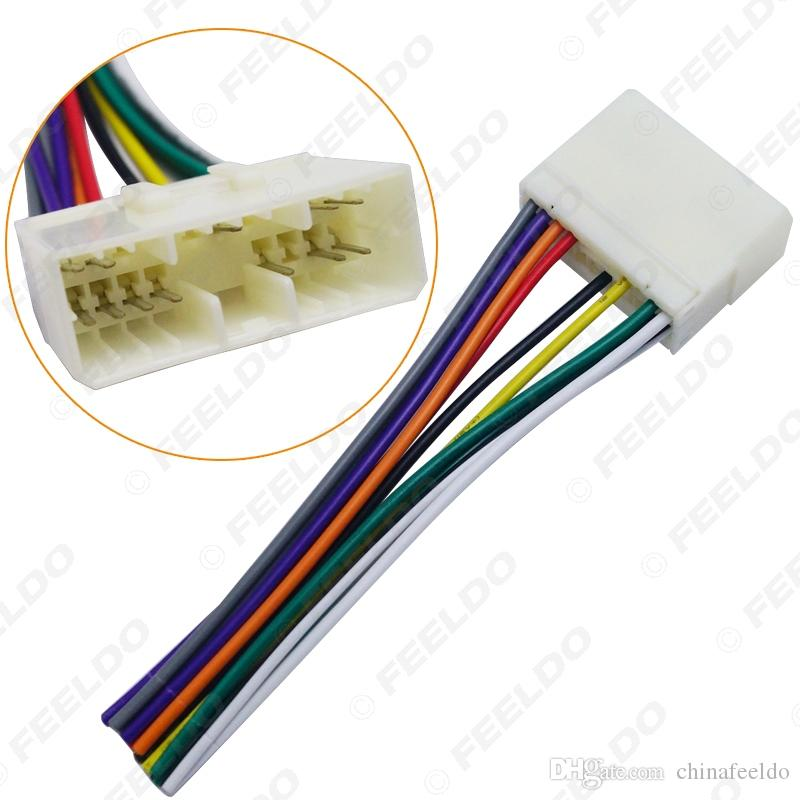 2020 Car Audio Radio Stereo Wiring Harness Adapter For Daewoo/Actyon/Korando/Chevrolet  Spark Install Aftermarket CD/DVD Stereo#:1494 From Chinafeeldo, $2.5 |  DHgate.ComDHgate.com