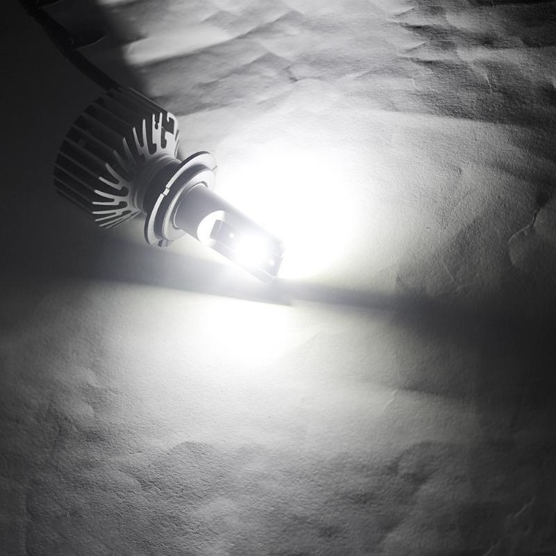 1set * LED-Hauptlicht 9006 H1 H4 Led h7 Scheinwerfer X5 Auto-LED-Scheinwerfer-Birnen-H7 H4