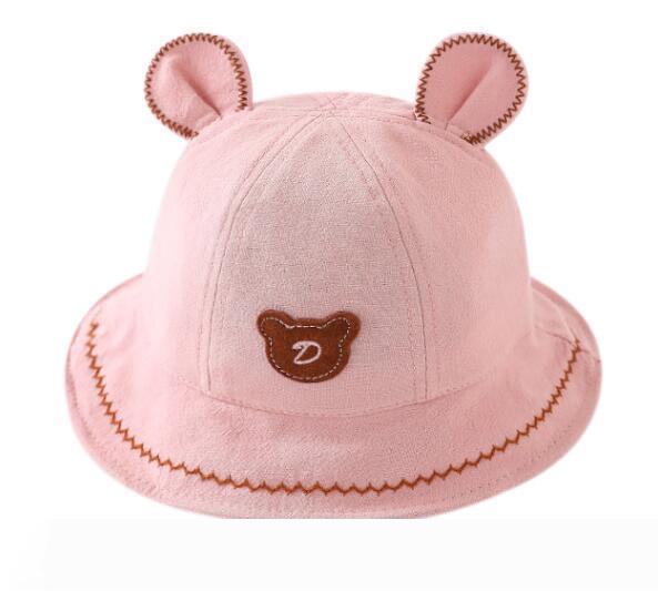 2020 весной и летом ребенок шляпа рыбака тонкий срез мальчик и девочка шляпа ребенок милый солнца шляпа ребенок