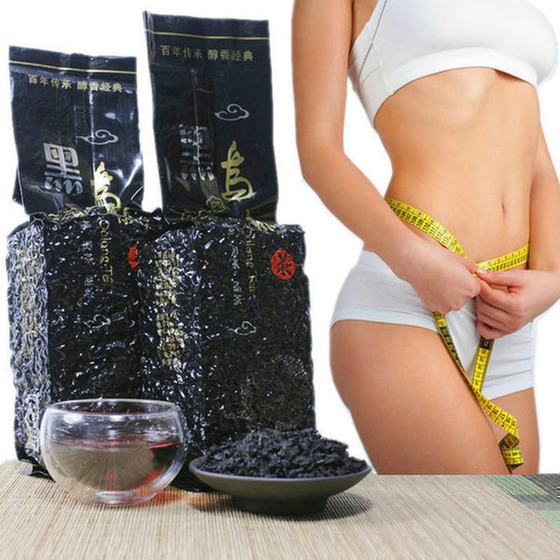 250g Siyah Oolong Tieguanyin Çay Üstün Oolong Çay Organik Yeşil Tie Guan Yin Çay Çin Yeşil Yiyecek