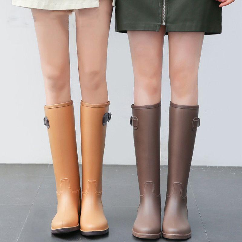 Rubber Rainboots Womens Rain Boots
