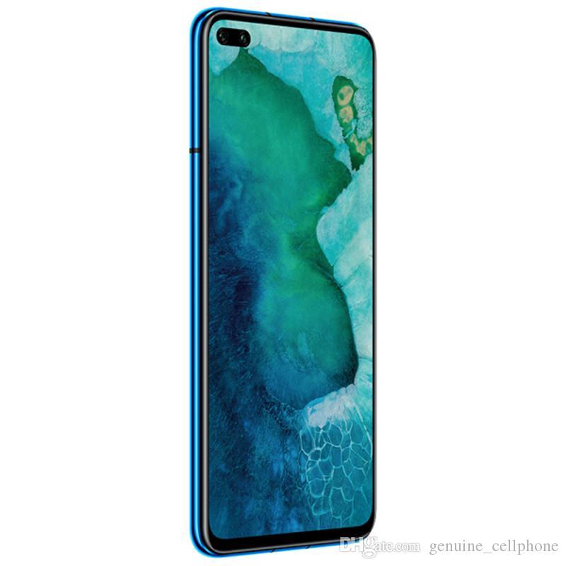 "Original Huawei Honor V30 5G LTE Cell Phone 6GB RAM 128GB ROM Kirin 990 Octa Core Android 6.57"" Full Screen 40MP Fingerprint ID Mobile Phone"