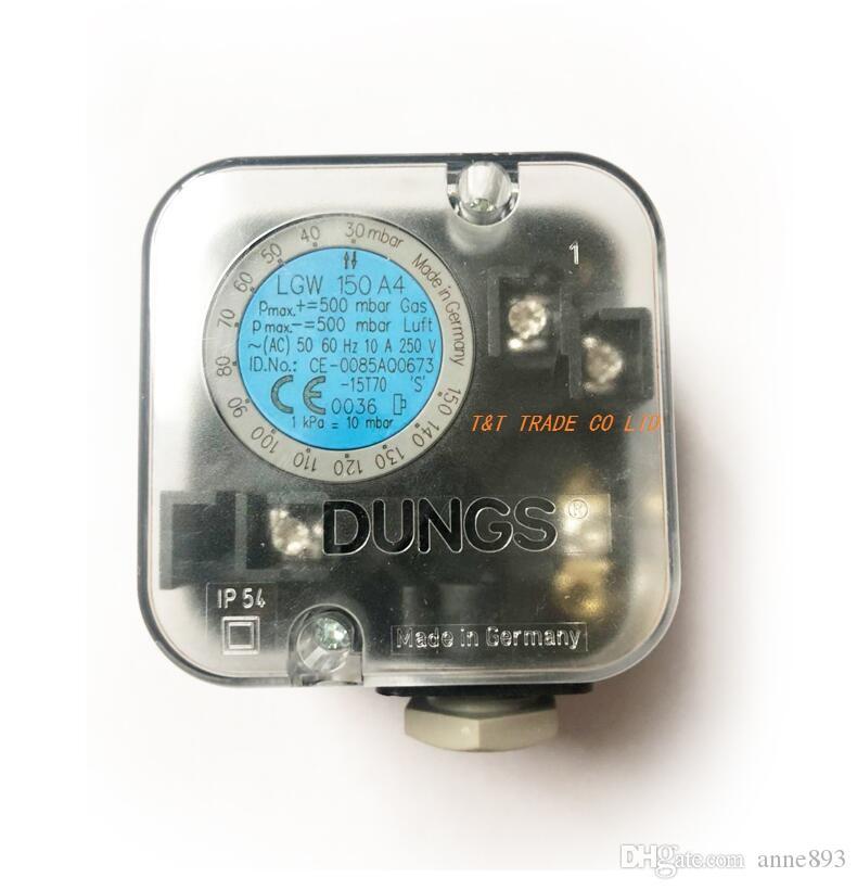 DUNGS Basınç şalteri LGW3A4 LGW10A4 LGW50A4 LGW150A4 Yeni ve orijinal Bir yıl garanti
