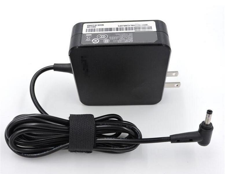 20V 2.25A 45W 50pcs Adaptateur secteur Chargeur connecteur d'alimentation pour Lenovo YOGA 710-13 câble adaptateur EU / US Plug