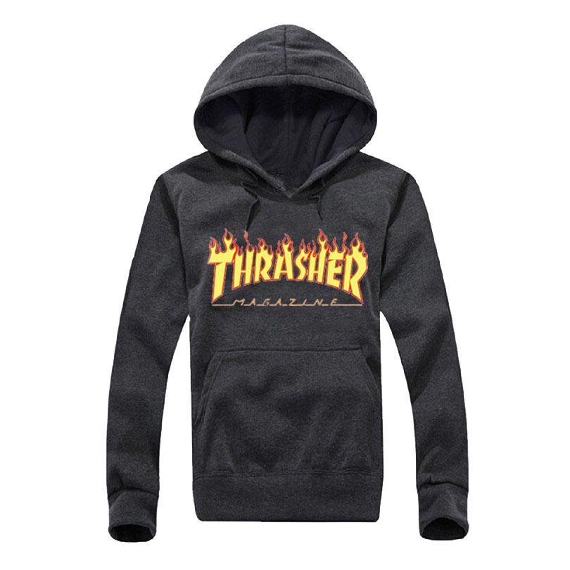 Yangın Tasarımcı Erkekler Kapüşonlular Lüks Sweatershirt Kapüşonlular Marka Erkek Giyim İnce Uzun kollu Gençlik Hareketleri Streetwear M-3XL