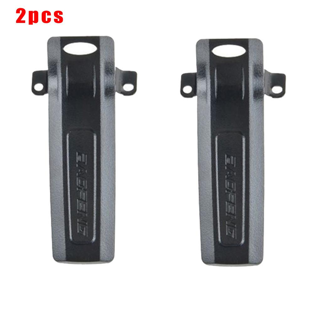 1/2/5/10 Belt Clip For Baofeng UV-82 8W UV-8D GT-5TP Walkie Talkie Two-way Radio Brand New And High Quality