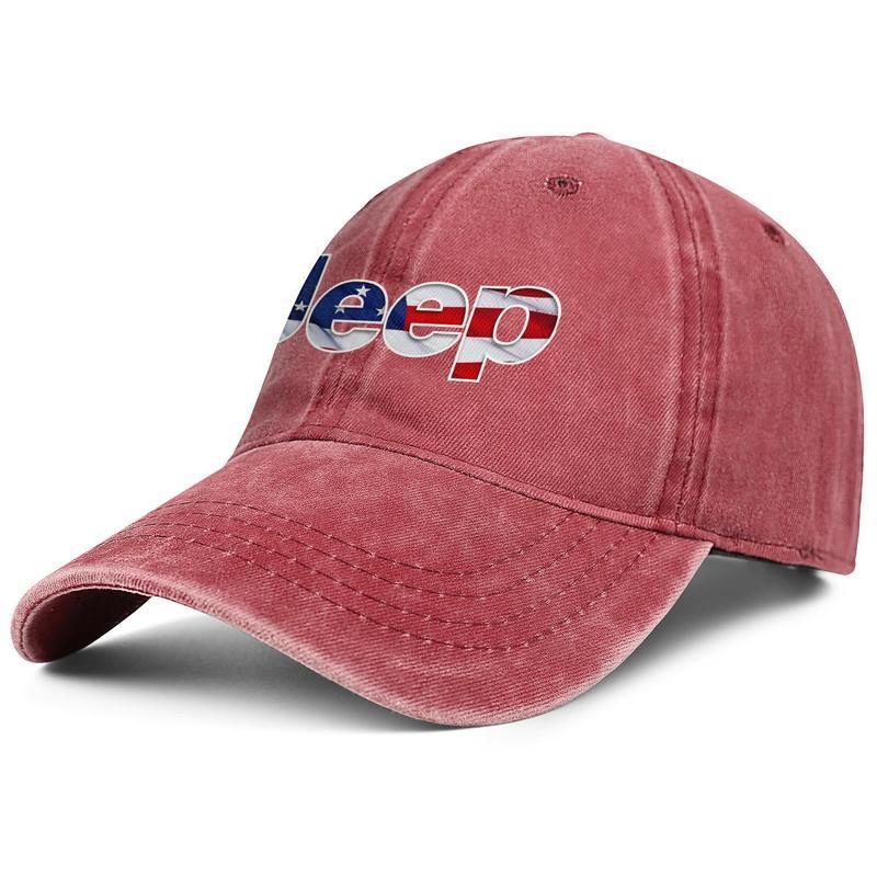 Stilvolle JEEP 3D-Effekt amerikanische Flagge Logo wrangler Unisex Denim Baseball Cap Blank Individuelle Hüte Jeep kauft neues Jeep Flash-Gold zum Verkauf Auto