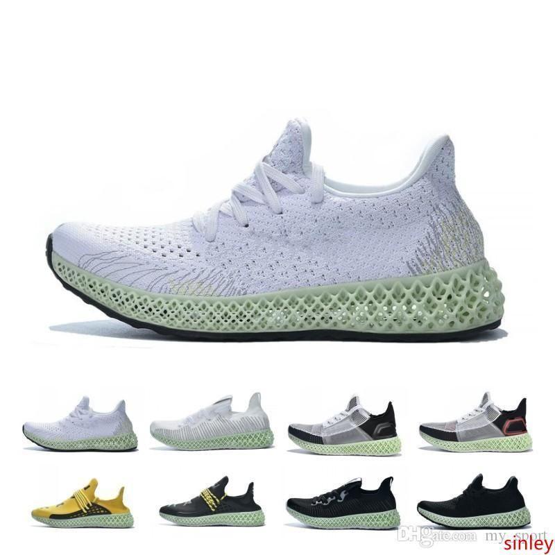 2020 Sale Arsham Futurecraft 4d 4D Mens Running Shoes Fashion Luxury Designer Women Shoes For Jogging Walking Trainers Big Size Shoe