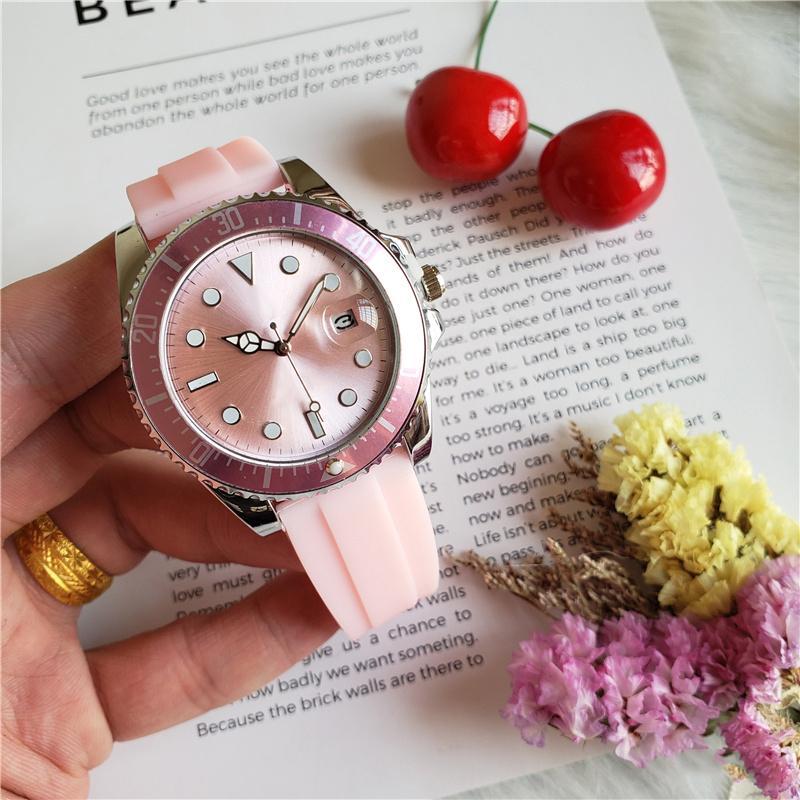 Мужские 40mm Каучуковый браслет Часы кварцевые 116660 Бизнес Повседневный SEA Мужские часы с хорошим качеством Top Seller LLS
