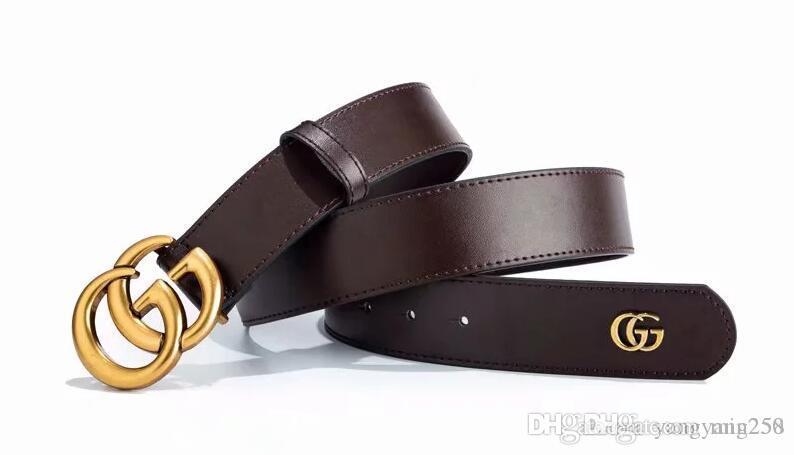 nova alta dos homens da qualidade de couro H Cintos Liso curvatura de Woem Litchi Grain couro cinto com Casual Jeans Vintage Mulheres Belt Com