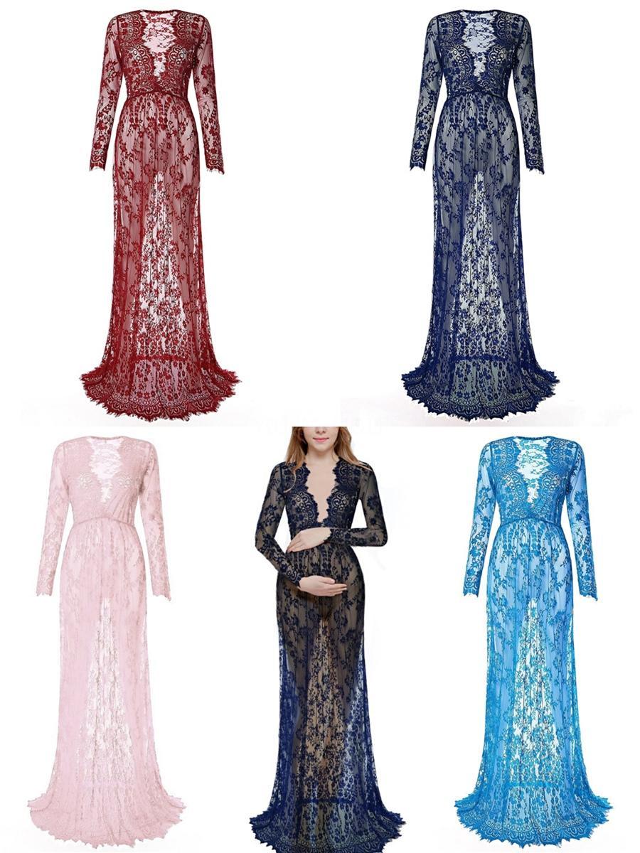 2020 V-Boyun Dantel Aplikler Uzun Kollu A-Line Gelinlik Güzel Gelin Modelleri Vintage Ucuz vestidos de Mariee Biçimsel Ortadoğu # 83