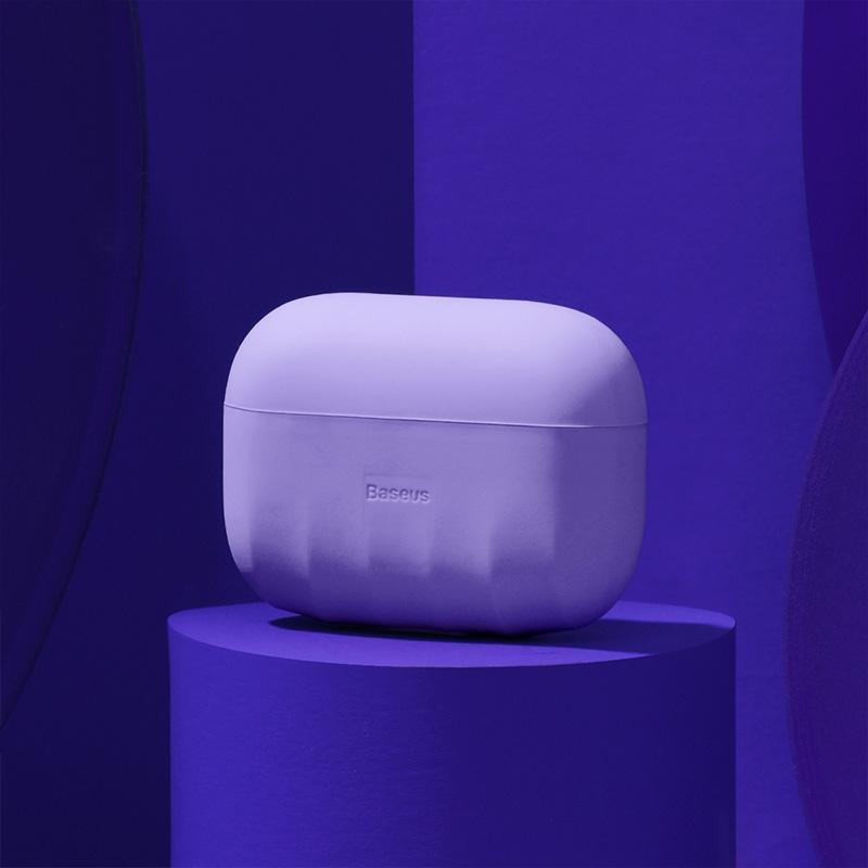 Shell Pattern Силиконовый чехол для воздуха Бобы Pro Покрытием чехол Беспроводная связь Bluetooth наушники чехол для Apple Airpods 3 про обложки