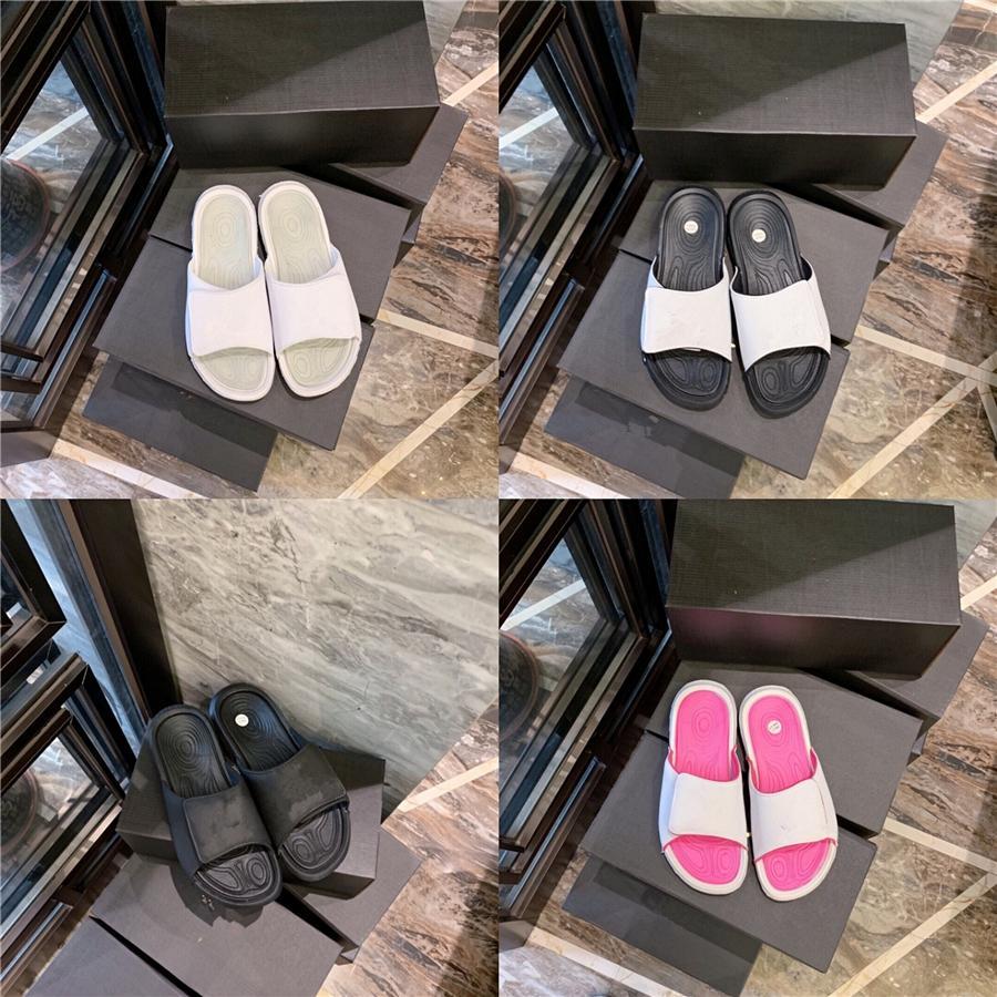 Pantofole donna 2020 di estate di modo Scarpe Donna Tacchi alti Hollow Mesh sexy pantofole Size 35-43 Mujer Sandali # 842