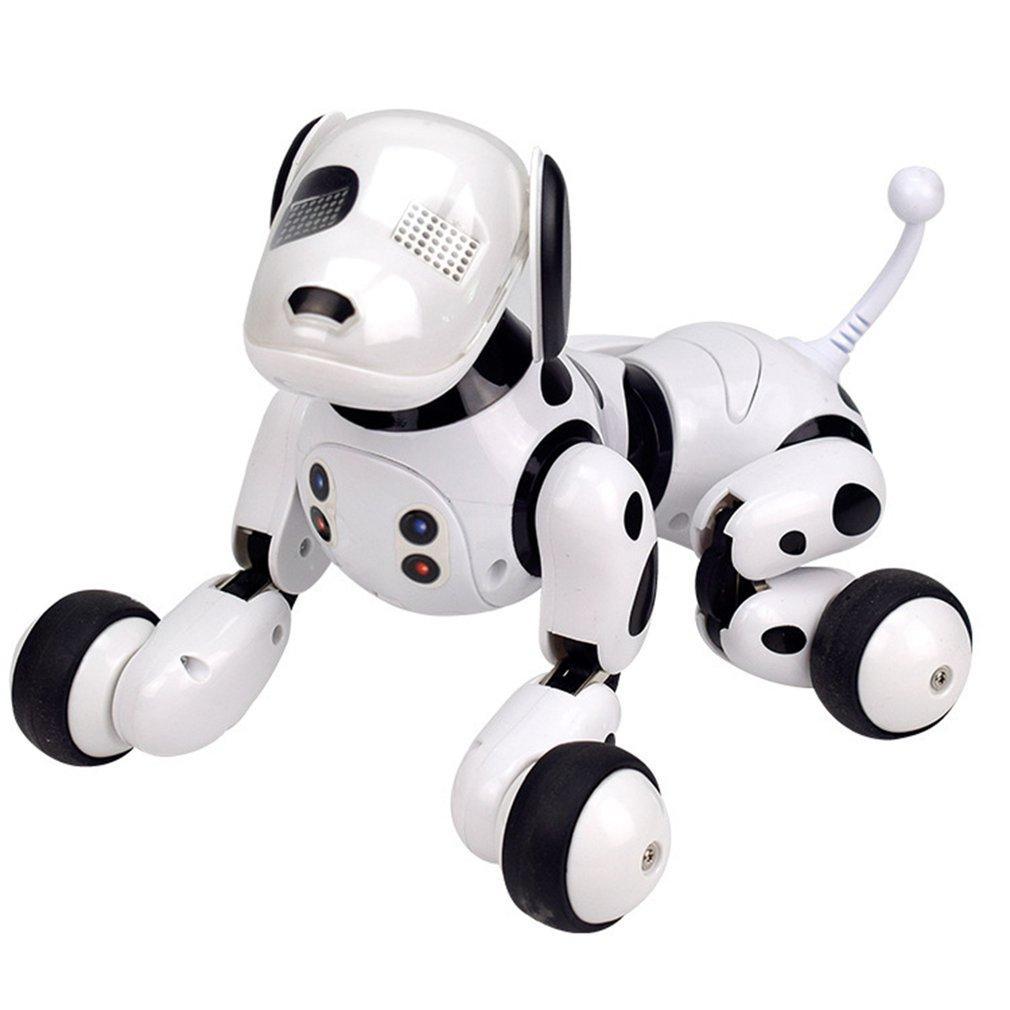 전기 원격 제어 지능형 로봇 개 아이들의 교육 유아 부모 - 자식 대화 형 장난감