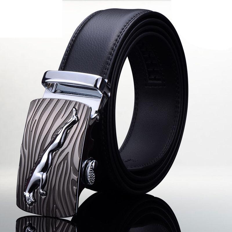 Бесплатная доставка высокого качества Мужское Новой бренд COWgenuine кожаных ремни для мужчин специального письма Автоматической пряжки ремешка
