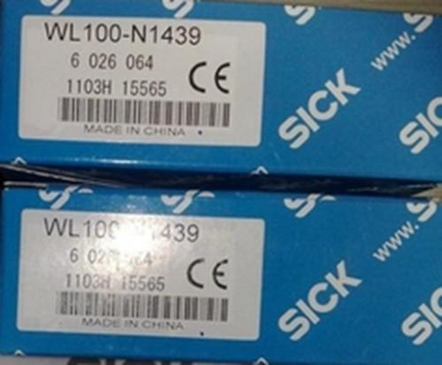 1PC New SICK Photoelectric Switch WL100-N1439 #019