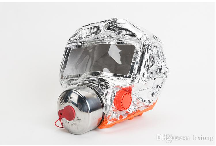 Fire Mask Household Fire and Dust Mask Filter Self Rescue Respirator 95 Mask