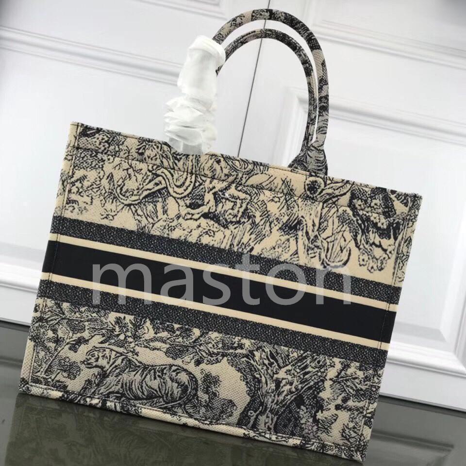 basket bolso hommes borsa sac dior cavans كتاب مستحضرات تجميل bookbags حقيبة يد مصمم D المطبوعة حقيبة مطرزة ذات سعة كبيرة newbaa5 #