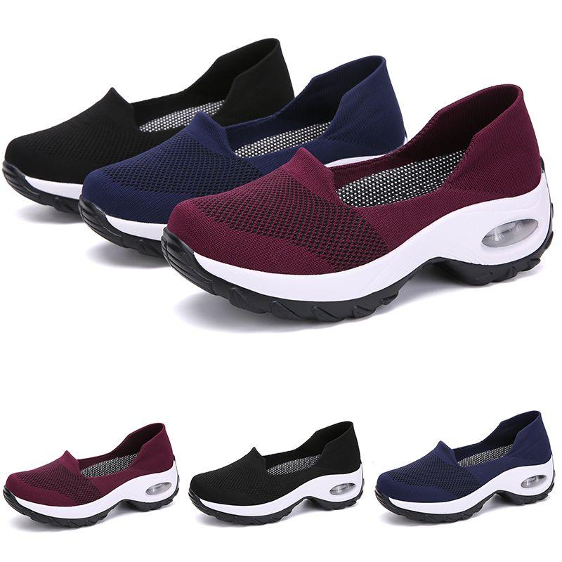 2020 черный синий красный GIRL женщины кроссовки LADY Простой TYPE8 Беговая марка верх.част моды дешевые дизайнерские тренажеры Спортивные кроссовки 39-44