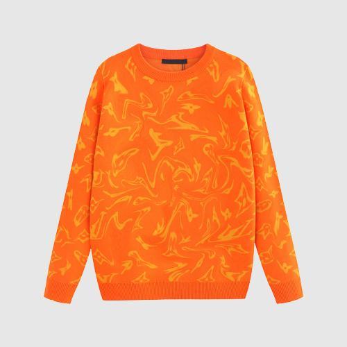 Made in France Mens Camisolas luxuosa da Pullovers padrão ativo Hiphop Assinante Streetwear roupas de marca com Tag AsianSize 2 Colors.S06