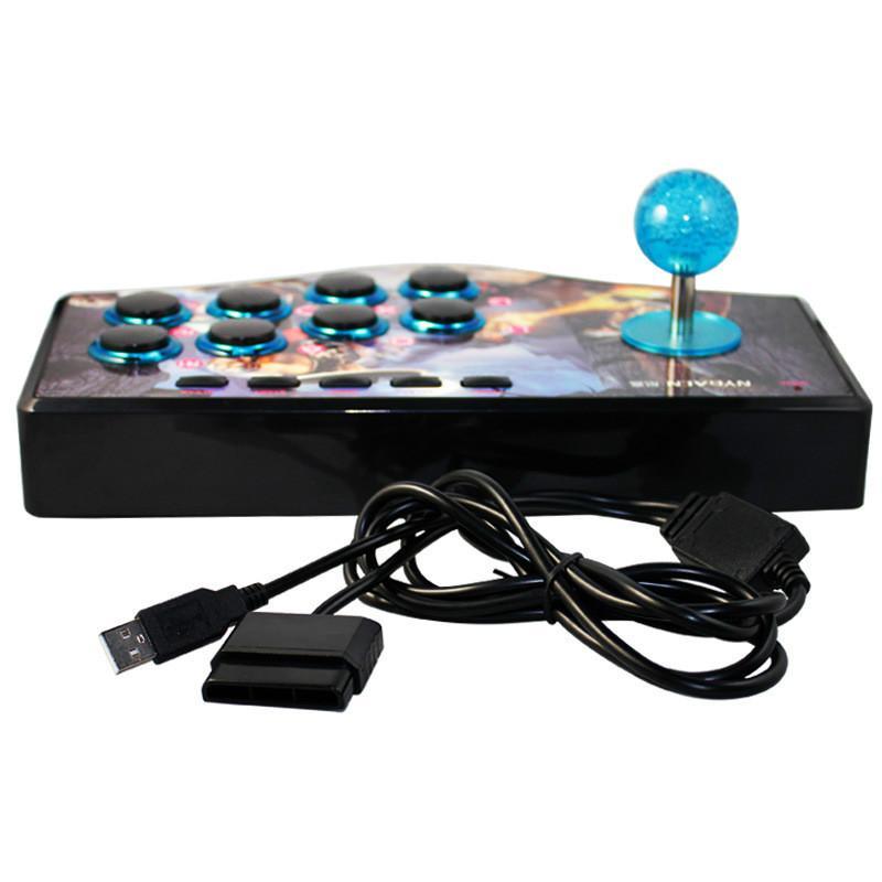 Cdragon Computer-Arcade Game Rocker Universal-PC Arcade Joystick Android Play-Straße Spiel Bekämpfen Gamepad 3 in 1 Funktion Geschenk